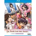 神のみぞ知るセカイ OVA 北米版ブルーレイ 全4話収録  BD