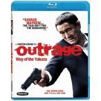 アウトレイジ / Outrage: Way of the Yakuza 北米版ブルーレイ BD 邦画 北野武監督作品