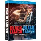 ブラック・ラグーン 第1期+第2期 北米版DVD+ブルーレイ 全24話収録 BD ブラックラグーン BLACK LAGOON