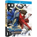 (在庫あり)戦国BASARA -The Last Party- 劇場版 北米版DVD+ブルーレイ BD 戦国バサラ