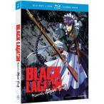 ブラック・ラグーン 第3期 BLACK LAGOON Roberta's Blood Trail 北米版DVD+ブルーレイ OVA全5話収録 ブラックラグーン