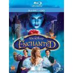 魔法にかけられて / Enchanted 北米版DVD+ブルーレイ BD ディズニー