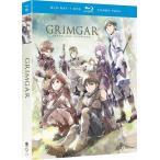 送料無料 灰と幻想のグリムガル 通常版 北米版DVD+ブルーレイ 全12話収録 BD
