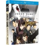 送料無料 ジョーカー・ゲーム 北米版DVD+ブルーレイ 全12話収録 BD