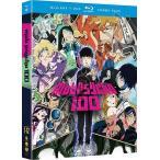 モブサイコ100 通常版 北米版DVD+ブルーレイ 全12話収録 BD