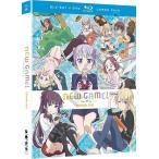 NEW GAME! 第1期 北米版DVD+ブルーレイ 全12話収録 BD
