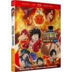劇場版 ONE PIECE エピソードオブサボ 北米版DVD+ブルーレイ ワンピース BD