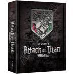 進撃の巨人 第2期 限定版 北米版DVD+ブルーレイ 全12話収録 BD