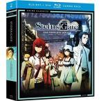 STEINS;GATE シュタインズ・ゲート Complete Collection 北米版DVD+ブルーレイ 全24話収録 BD