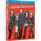 涼宮ハルヒの消失 劇場版 北米版DVD+ブルーレイ BD
