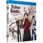 続 刀剣乱舞 花丸 第2期 北米版DVD+ブルーレイ 全12話収録 BD