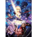 Fate/stay night [Unlimited Blade Works] 1stシーズン 北米版DVD 0〜12話収録 フェイト