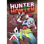 HUNTER×HUNTER Set2 北米版DVD 14話〜26話収録 ハンターハンター