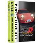 頭文字D Fourth Stage 北米版DVD 全24話収録 イニシャルD