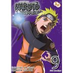 NARUTO ナルト 疾風伝 9巻 北米版DVD 101〜112話収録