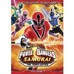 輸入版 侍戦隊シンケンジャー Vol. 1 / Power Rangers Samurai Vol. 1: The Team Unites 北米版DVD