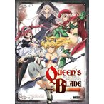 ショッピングクイーンズブレイド (在庫あり)クイーンズブレイド 美しき闘士たち OVA 北米版DVD 全6話収録