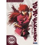 幽遊白書 BOX4 北米版DVD 85話〜112話収録