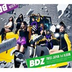 TWICE/BDZ(CD/韓国・中国系歌手)初回出荷限定盤(初回限定盤A)