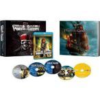 パイレーツ・オブ・カリビアン/生命の泉 アートブック付きコンプリートBOX(5枚組/初回数量限定商品)(Blu-ray・洋画アクション)