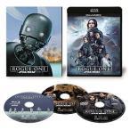 ローグ・ワン/スター・ウォーズ・ストーリー MovieNEX 初回限定版 [ブルーレイ+DVD+デジタルコピー(クラウド対応)+MovieNEXワールド](Blu-ray・洋画SF)(新品)
