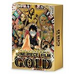 ワンピース ONE PIECE FILM GOLD Blu-ray GOLDEN LIMITED EDITION(Blu-ray・アニメ)(新品)