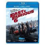 ワイルド・スピード ユーロ・ミッション ブルーレイ+DVDセット('13米)〈2枚組〉(Blu-ray/洋画アクション|サスペンス)