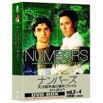 NUMB3RS ナンバーズ 天才数学者の事件ファイル シーズン1 DVD-BOX〈3枚組 (DVD/