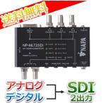 NAPA マルチフォーマット to SDIコンバータ アップコンバート ダウンコンバート機能内蔵