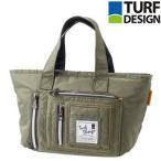 TURF DESIGN(ターフデザイン) ミニトートバッグ TDMT-1772