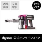 【フトンツールプレゼント】ダイソン DC34 Dyson ハンディ掃除機 [DC34] (アイアン/サテンフューシャ)