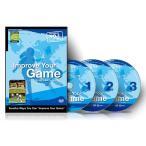 DVD クーバー・コーチングのImprove Your Game 〜1対1スキルを向上させるための練習法〜 サッカー トレーニング 自主練