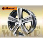 アルミホイール&スタッドレスタイヤ組付4本セット・M-Benz/ベンツ Gクラス:W463・ブリヂストン265/60R18