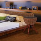 サイドテーブル ソファ ベッド サイド ナイトテーブル ソファーテーブル アジアン グランツ