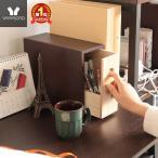 ペンスタンド おしゃれ 木製 大容量 北欧 小物入れ 引き出し 収納 収納ケース ボックス 棚 卓上 かわいい カラフル ナチュラル 文房具 オフィス マロニエ