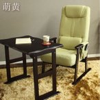 ショッピング座椅子 座椅子 高座椅子 チェア 椅子 リクライニングチェア 腰痛  腰当付き高座椅子 萌黄