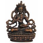 仏像 ネパール仏像 銅製 ヴァジュラサットヴァ56