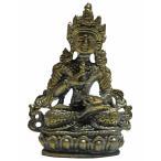 小さい仏像4(ヴァジュラサット)