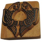 木彫り アジアン雑貨 ネパール・仏像・仏具・手彫りスタンプ 22 クリックポスト選択 送料200円