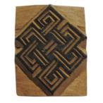 木彫り アジアン雑貨 ネパール・仏像・仏具・手彫りスタンプ 23 クリックポスト選択 送料200円