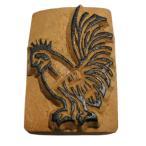 木彫り アジアン雑貨 ネパール・アニマル・手彫りスタンプ 18 クリックポスト選択 送料200円
