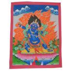 仏画 ヴァジュラ・パーニ・金剛手菩薩62