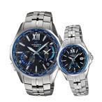 ペアウォッチ OCEANUS Manta ペア 腕時計 電波ソーラ