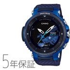 PROTREK プロトレック スマート アウトドア ウォッチ Smart Outdoor Watch カシオ CASIO 青 腕時計 メンズ WSD-F30-BU