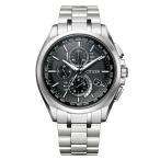 シチズン CITIZEN ATTESA 電波時計 ダイレクトフライト メンズ 腕時計 AT8040-57E