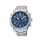 プロマスター PROMASTER CB5000-50L シチズン CITIZEN 電波ソーラー エコドライブ 青 ブルー メンズ 腕時計