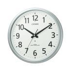 シチズン CITIZEN リズム時計 電波掛時計 防水時計 スペイシーアクア493 8MY493-019