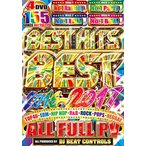 (洋楽DVD)完全無敵の2016年間最優秀ベスト盤! Best Hits Best 2016〜2017 - DJ BeatControls (国内盤)(4枚組)