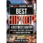 (洋楽DVD)ヒップホップPVベスト!3枚組105曲6時間超え! BEST HIPHOP -EAST WEST SOUTH- (国内盤)(3枚組)
