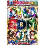 (洋楽DVD)DIVA EDMベスト2018! DIVA EDM 2018 - I-SQUARE (国内盤)(3枚組)